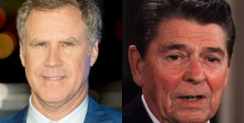 Will Farrell Pulls Out Of Reagan Alzheimer's Comedy