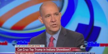 Matthew Dowd: Ted Cruz 'Disliked' More By Republican Voters After Wisconsin Win