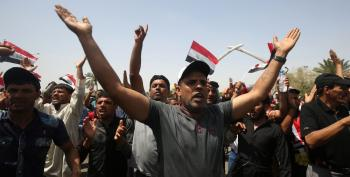 Muqtada Al-Sadr Loyalists Leave Baghdad's Green Zone