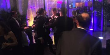 Fight Breaks Out At WHCD Afterparty Between HuffPo's Ryan Grim And Fox's Jesse Watters