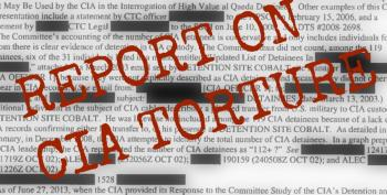 Oops! One Of Two Copies Of The CIA Torture Report 'Accidentally Destroyed'