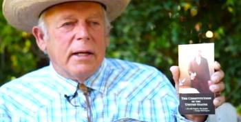 Cliven Bundy Files Bogus Lawsuit Against Harry Reid, President Obama And The Kitchen Sink