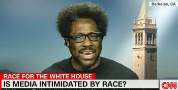 W. Kamau Bell Says He Was The 'Only Person Of Color' On His Own CNN Show About Race