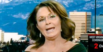 Palin Auditions For Trump's VP: 'I'm Pretty Much As Vetted As Anybody In The Country'