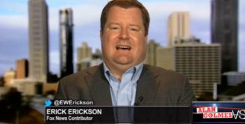 Erick Erickson: 'Republicans, Apologize To Bill Clinton'