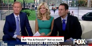 Fox & Friends Attacks Obama For Making The Bison The National Mammal