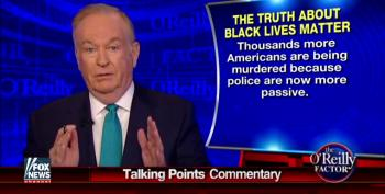 O'Reilly: Black Lives Matter Is Killing Americans