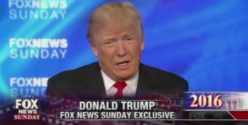 Donald Trump Doubles Down On Clinton Playing 'Women's Card'