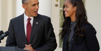 Malia Obama To Attend Harvard University, Fall 2017