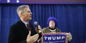 Has-Been Scott Brown Rips Into Elizabeth Warren