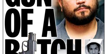 Zimmerman Gun Sale Hijacked By 'Racist McShootface'