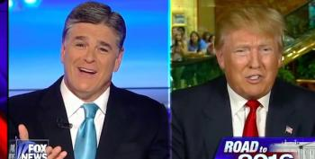 Hannity: 'When Has Trump Shown Hostility To Non-White Voters?'
