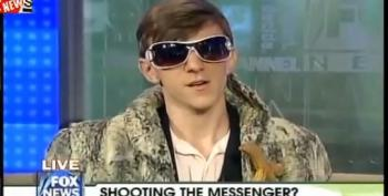 James O'Keefe Tries To Sting Soros, Punks Himself Instead (Updated)
