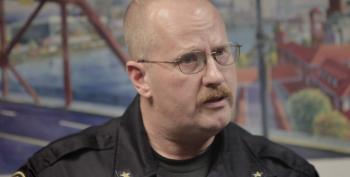 Portland Police Chief Shoots Friend In Back, Calls It 'Self Inflicted.' Is Placed On Leave