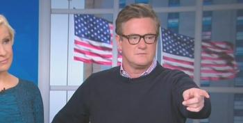 Joe Scarborough Trashes Teachers Protesting In Detroit