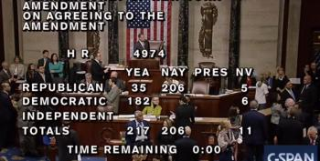 Dems Yell SHAME! As House GOP Votes For LGBT Discrimination