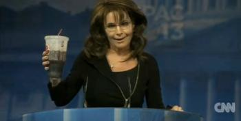 Carson: Palin On Trump's Short List For V.P.
