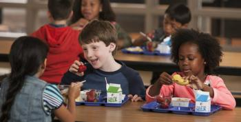 Republicans Want To Strip 3.4 Million Kids Of Free School Lunches