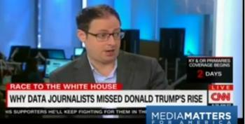 Nate Silver Calls Upon Journalists To Commit Journalism