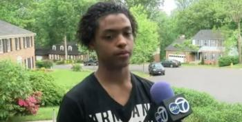 Black Middle-Schooler Charged With 'Stealing' Free Milk From Lunch Line, For Some Reason