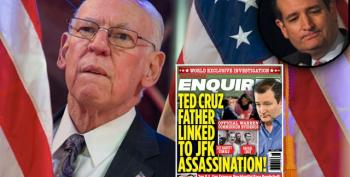Trump Brings Up Tabloid Story Linking Rafael Cruz To Lee Harvey Oswald