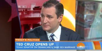 Ted Cruz Defends YouTube Hate Speech