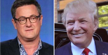 No Love Lost Between Morning Joe And Herr Trump