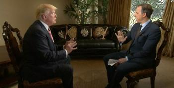 Favorite Tweets On Trump's Disastrous Interview With Jake Tapper