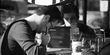 Trump's America: Starbucks Customers 'Sat Silently' As Black Woman Was Spat On
