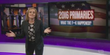 Samantha Bee Takes A Look Back At 2016 GOP Clown Show
