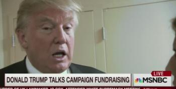 Donald Trump: I'll Put Up My Own Money If I Have To