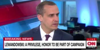 Lewandowski Doesn't Know Why He Was Fired, 'Wants The Best For Mr. Trump'