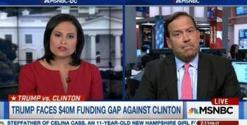MSNBC Host Challenges Trump Surrogate On His Clinton Lies