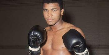 Midday Open Thread - Muhammad Ali
