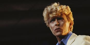 Proof Of Income Inequality? Somebody Spent $18K On Lock Of David Bowie's Hair