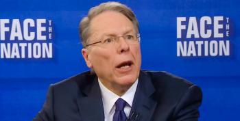 Wayne LaPierre Uses Orlando Shooting For A 'Full Court Press' To Sell Guns