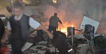 Reports: 41 Dead, Many Injured In Explosions At Turkish Airport *Updated