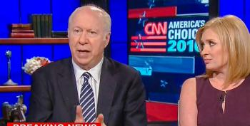 Donald Trump's 'Slanderous Speech' Attacking Clinton Leaves David Gergen Flabbergasted