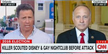 Steve King: Orlando Shooting Result Of Being 'Suppressed With Political Correctness'