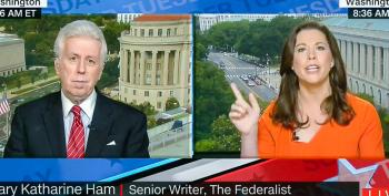Mary Katherine Ham Takes On Jeffrey Lord: Opposing Trump's Racism 'Is Not Leftist Capitulation'