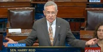 Harry Reid Rips GOP Over Zika Bill: 'Hastert's In Prison But They Still Follow The Hastert Rule'