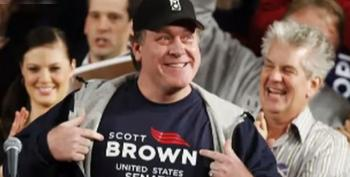 Curt Schilling Claims 'The Left' Is Pushing For A Civil War