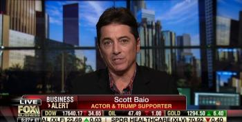 Scott Baio Suggests Obama Is A Muslim Who Wants To 'Totally Eliminate The United States'