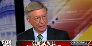 George Will Announces He Is Going Unaffiliated Because 'This Is Not My Party'