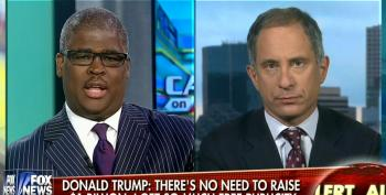 Fox Pundits Push Latest Conspiracy Theory On Trump's 'Earned Media'