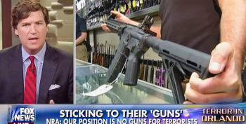 Tucker Carlson: Assault Weapons Ban Is Useless Because Orlando Shooter Could Use A 'Crock Pot'