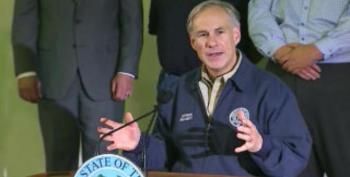 Texas Governor Abbott Will Take Obama's Money After All?