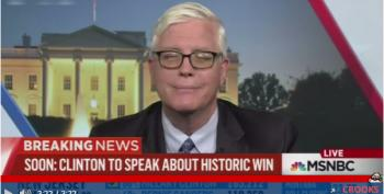 Hugh Hewitt Trashes Trump For Fun And Profit