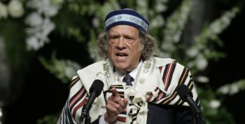 Rabbi Michael Lerner Rips Donald Trump At Muhammad Ali Funeral