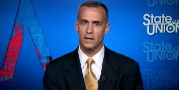 Corey Lewandowski Launches 'Outside' Lobbying Firm For Trump